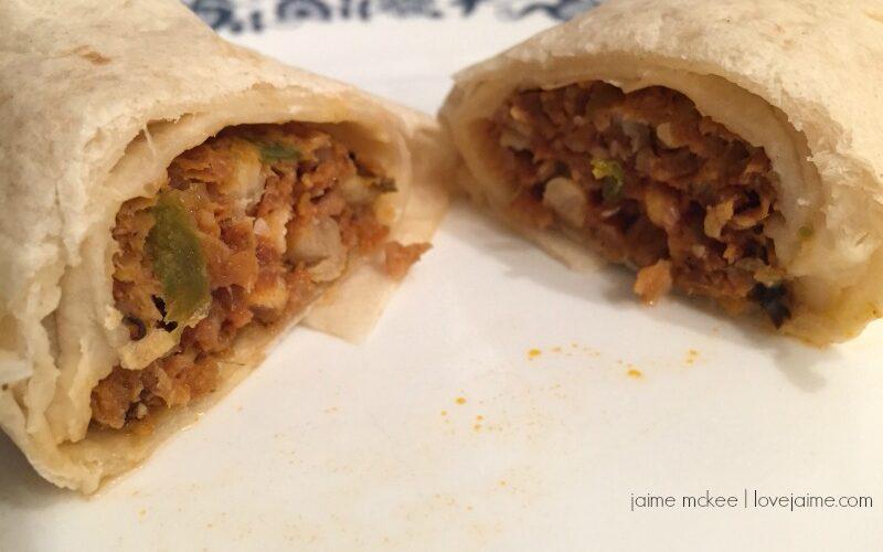 Alpha Foods Plant-based Burritos review