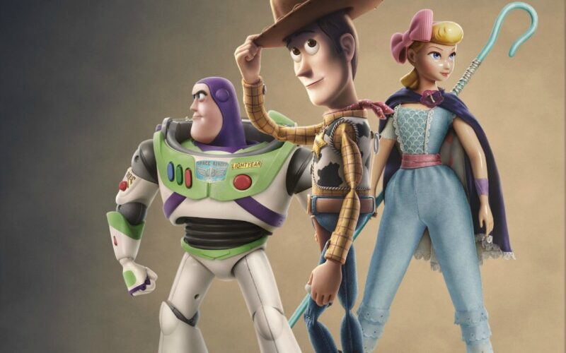 Getting ready for Toy Story 4 (and even pre-ordering the movie!)
