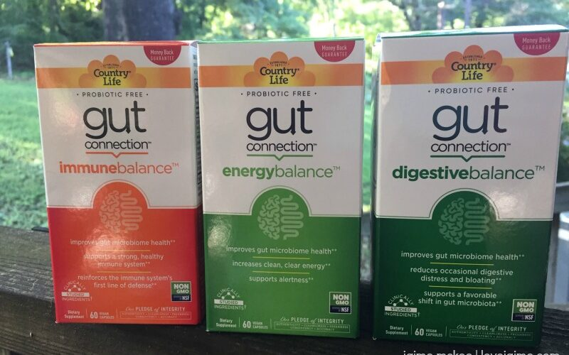 Improving gut health with Gut Connection