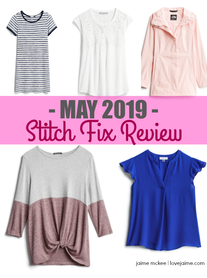 Stitch Fix May 2019 Review - getting ready for summer and vacation with this fix! #fashion #stitchfixstyle #style