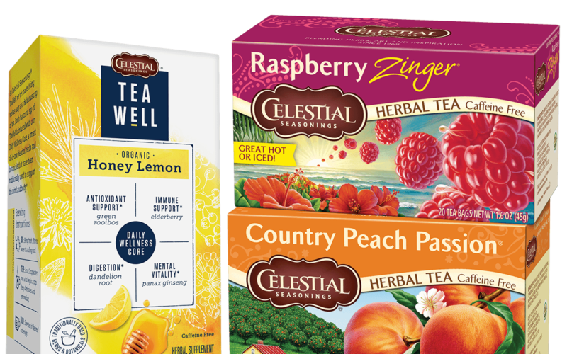 Save on Celestial Seasonings TeaWell at Walmart! #TeaWell #LiveFlavorfully #ad