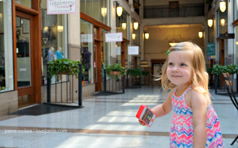 A Few of My Favorite Things To Do In the Grove Arcade