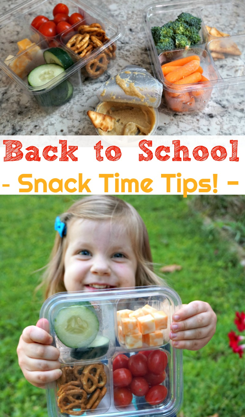 Meal planning and snack time just became a lot easier! Sharing tips on how to help with this busy season. #mealprep #PickyAboutProduce #ad