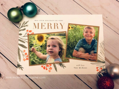 2019 Minted Cards