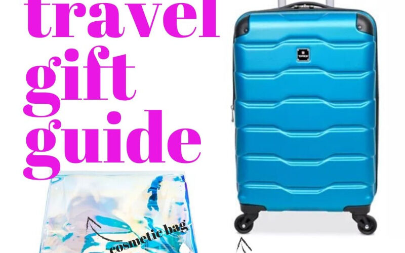 Five travel necessities this holiday season #TravelWithMacys #ad