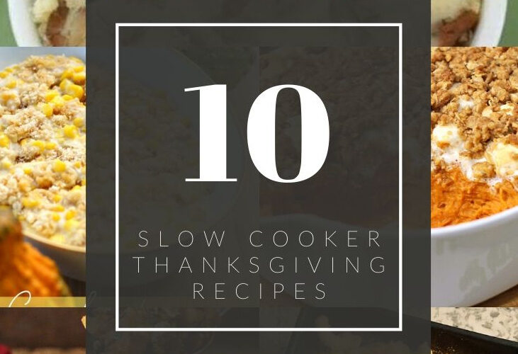 Slow Cooker Thanksgiving Recipes