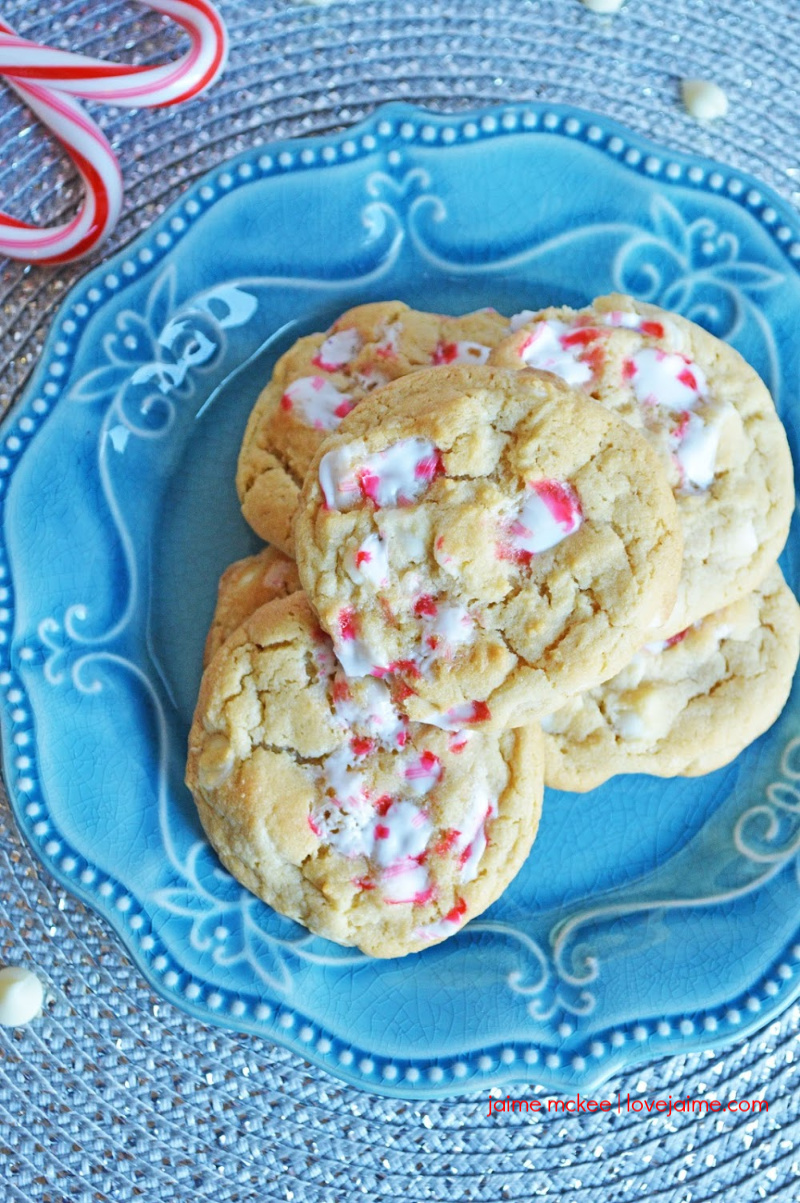 Candy Cane Cookies Recipe #recipe #candycane #holidays #cookies