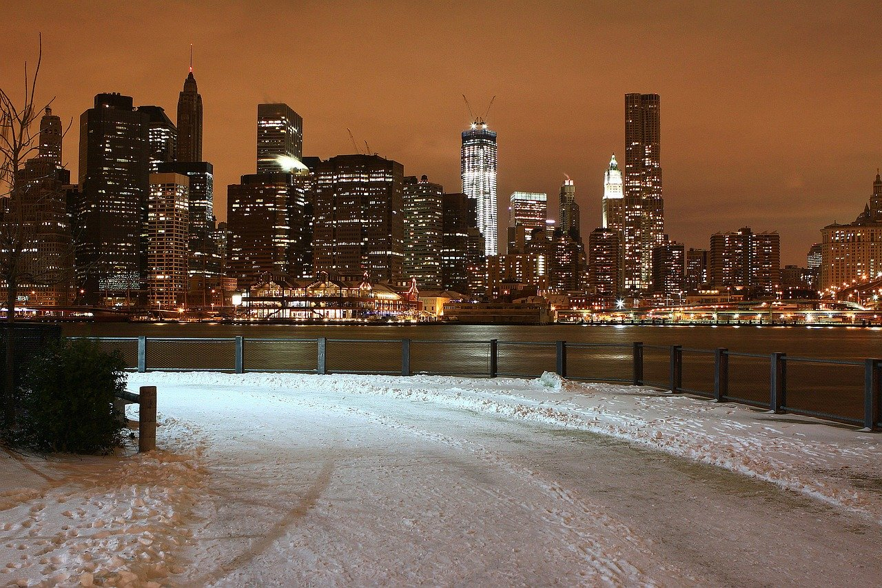 New York City - Snow!