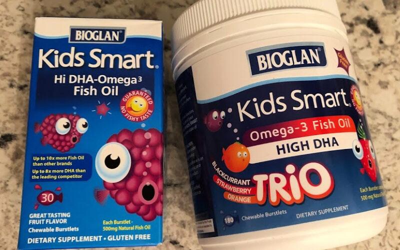 Fish Oil for Kids? Yes! @momsmeet @kidssmarthealth