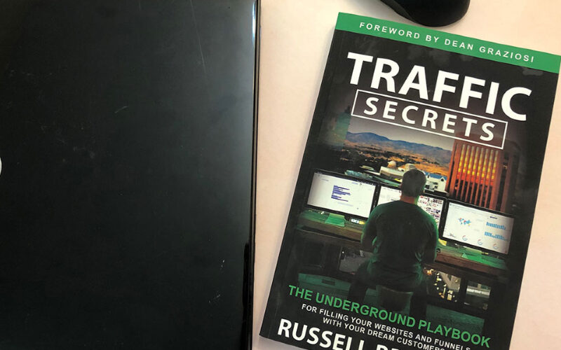 Growing my site with Traffic Secrets