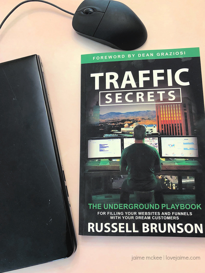 Review of Russell Brunson's Traffic Secrets