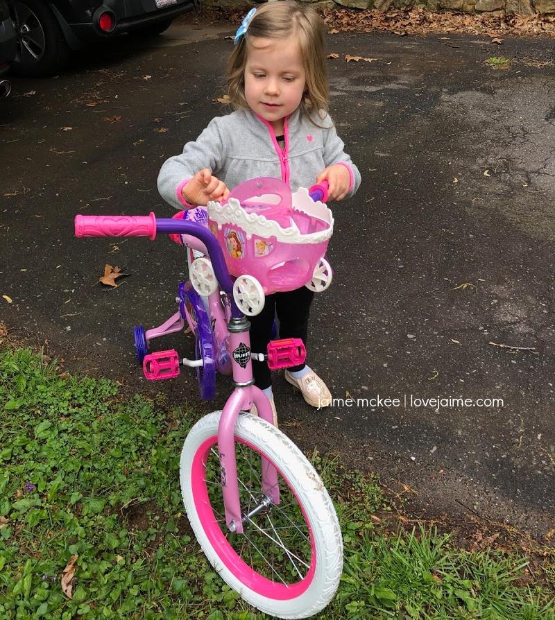 preschooler bike