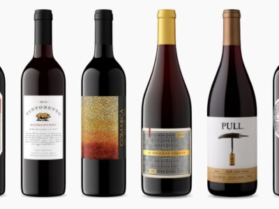 Six bottles of wine for $29.95 - and free shipping!