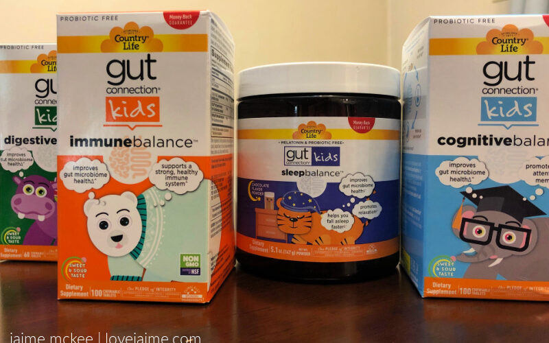 Supporting kids health with supplements