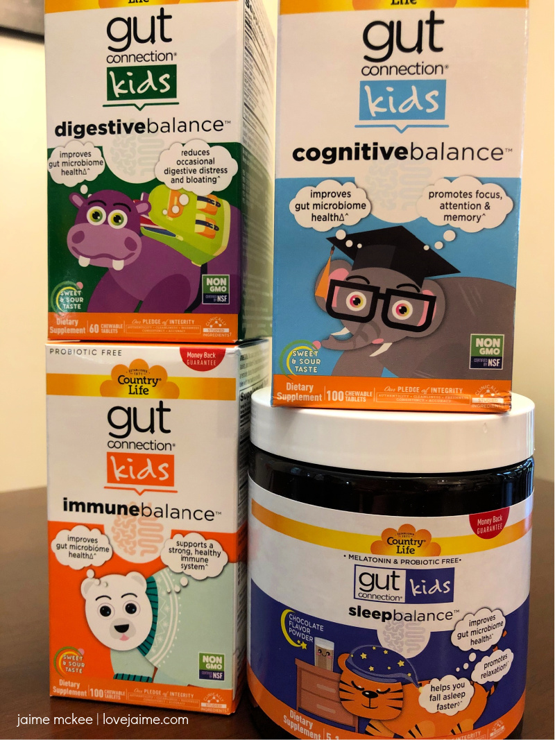 Prebiotics for children to help with digestive balance, immunity support and assist with focus.