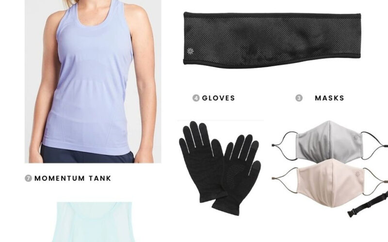 The most comfortable items on my wish list #AthletaGiftGuide #ad